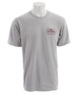Dakine Trademark T-Shirt Silver
