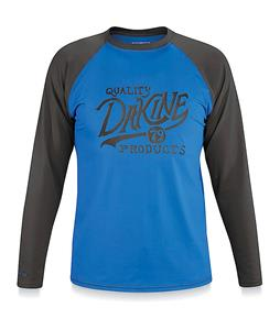 Dakine Waterman L/S Rashguard Pacific