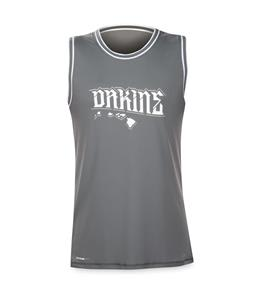 Dakine Watermans Sleeveless Shirt Charcoal