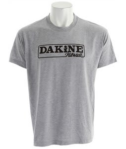 Dakine Wet/Dry Surf Shirt Heather Grey