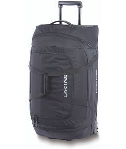 Dakine Wheeled Duffle 90L Travel Bag Black