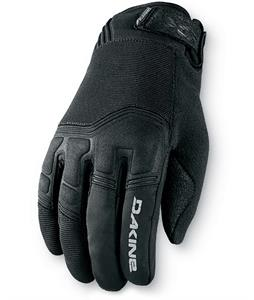 Dakine White Knuckle Bike Gloves Black