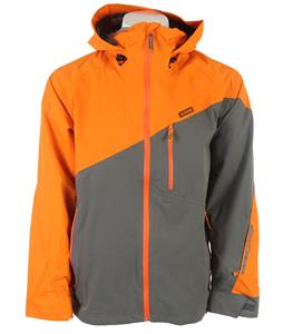 Dakine Zone Snowboard Jacket Orange/Gunmetal