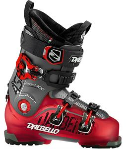 Dalbello Aspect 100 Ski Boots Red Transparent/Anthracite