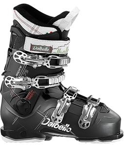 Dalbello Aspire 75 Ski Boots Black Transparent/Black
