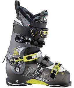 Dalbello Panterra 100 Ski Boots Black Trans/Anthracite