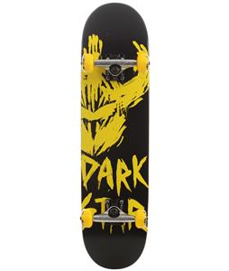 Darkstar Asylum Skateboard Complete Yellow