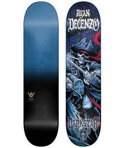 Darkstar Black Pearl Decenzo Skateboard Deck