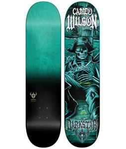 Darkstar Black Pearl Wilson Skateboard Deck
