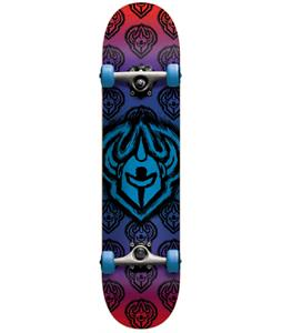 Darkstar Brush Cosmic Youth Micro FP Skateboard Complete Blue 6.75in