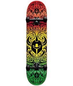 Darkstar Convalute Soft Wheel Mid Skateboard Complete