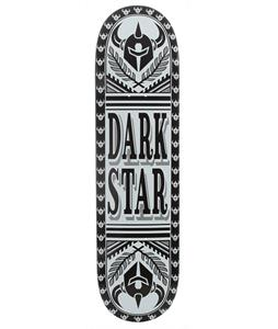 Darkstar Dealer SL Skateboard Black/White