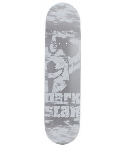 Darkstar Delusion 2 R7 Skateboard White /Silver 7.75