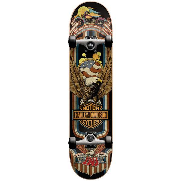 Darkstar Harley-Davidson Eagle Skateboard Complete