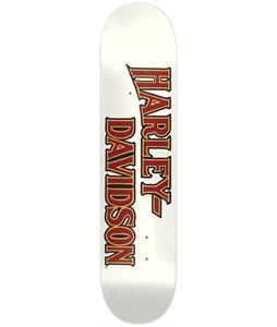 Darkstar Harley-Davisdon Emboss Vintage Skateboard Deck