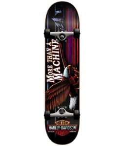 Darkstar Harley-Davidson Highway Skateboard Complete