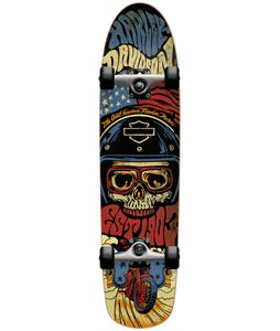 Darkstar Harley-Davidson Legend Skateboard Complete