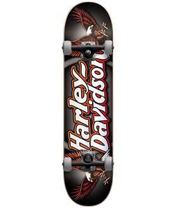 Darkstar Harley-Davidson Script Skateboard Complete