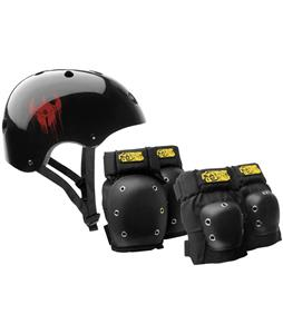 Darkstar Helmet And Pad Pack