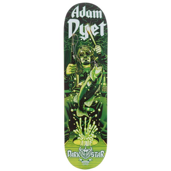 Darkstar Lunker Al Skateboard Deck