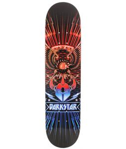 Darkstar Manifest Sl Skateboard Metallic Red 7.6 x 31.875in