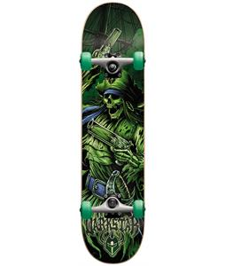 Darkstar Pirate Mid Skateboard Complete