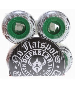 Darkstar Wings Light Night Skateboard Wheels Green/White 54mm