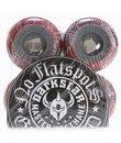 Darkstar Wings Marble Light Night Skateboard Wheels - thumbnail 1