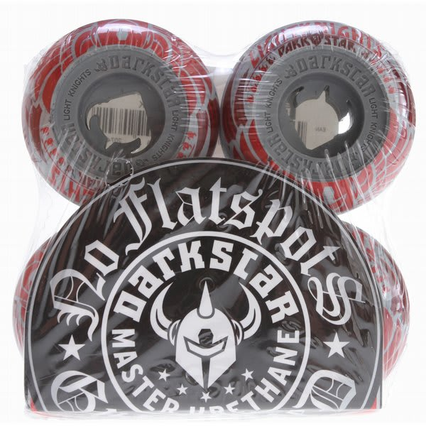 Darkstar Wings Marble Light Night Skateboard Wheels