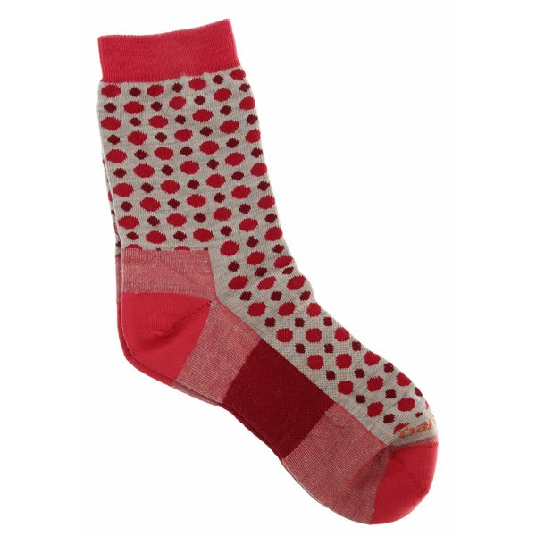 Darn Tough Dots Crew Light Socks
