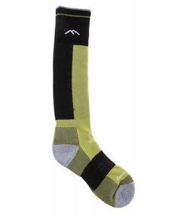 Darn Tough OTC Cushion Socks Groovy Green