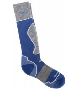 Darn Tough OTC Padded Cushion Socks Swedish Blue