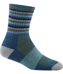 Darn Tough Stripes Micro Crew Cushion Hiking Socks