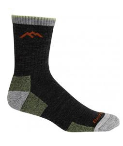 Darn Tough Hiker Micro Crew Cushion Hiking Socks Lime
