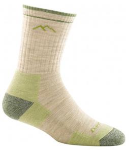 Darn Tough Hiker Micro Crew Cushion Hiking Socks Green Tea