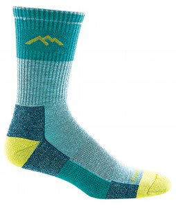 Darn Tough Nordic Boot Cushion Socks Teal