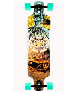 DB Double D Longboard Complete 37.25 x 9.5in