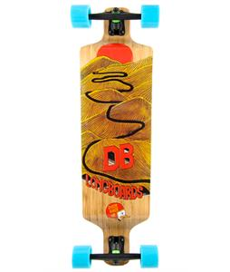 DB Duck Race Longboard Complete 35.25 x 9.7in