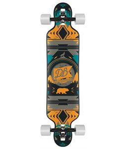 Db Urban Native Longboard Skateboard Complete 40in x 9.88