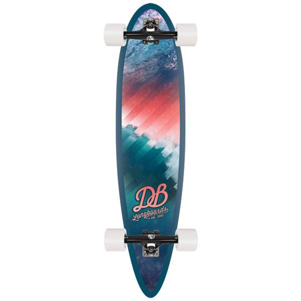 Db Waves Longboard Skateboard Complete