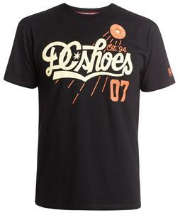 DC 123 Script T-Shirt