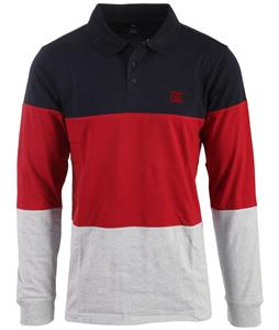 DC 94 Heritage L/S Polo
