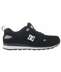 DC A-250 Shoes Black/White