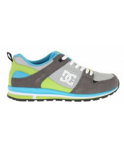 DC A260 Shoes Battleship/Soft Lime