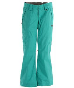 DC Ace I Snowboard Pants Pool Green