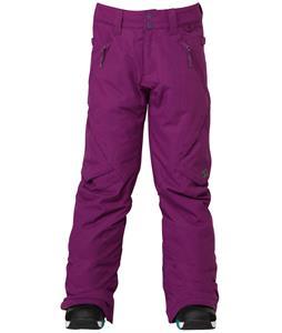DC Ace Snowboard Pants Gloxina