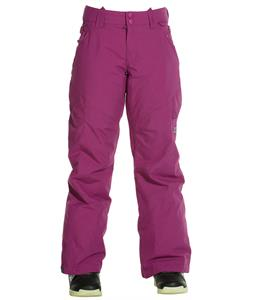 DC Ace K Snowboard Pants Hollyhock