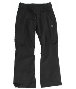 DC Ace Snowboard Pants Black