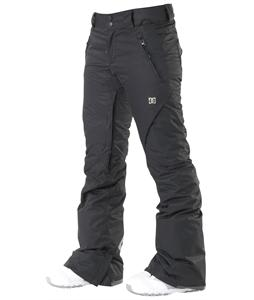 DC Ace S Snowboard Pants Black