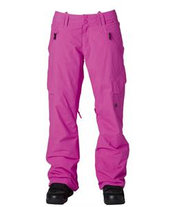 DC Ace Snowboard Pants Hollyhock